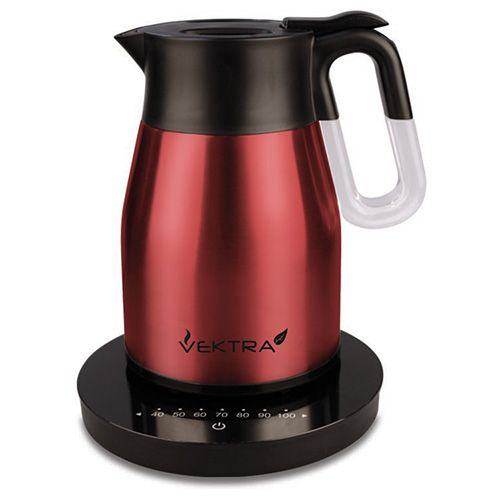 Vektra 4 Electric Kettle Metallic Red