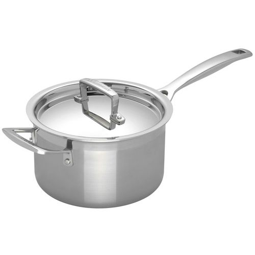 Le Creuset 3-ply Stainless Steel 18cm Saucepan