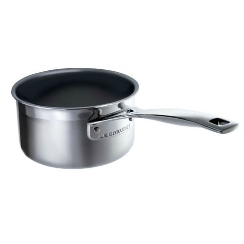 Le Creuset 3-ply Stainless Steel 14cm Non-Stick Milk Pan