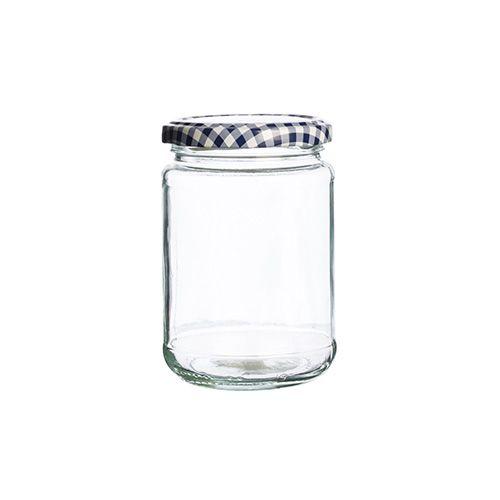 Kilner Twist Top Round Jar 370ml Box Of 12