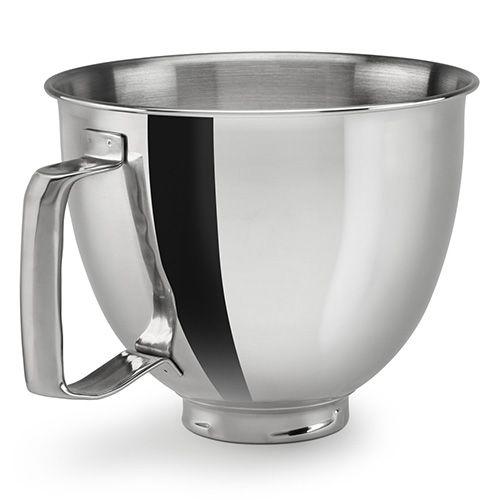 KitchenAid Mini Mixer 3.3 Litre Stainless Steel Flared Bowl