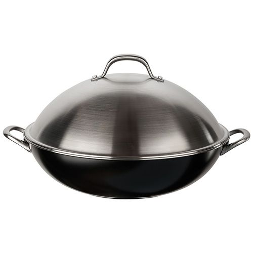 Circulon Ultimum Forged Aluminium With Stainless Steel 35cm Wok