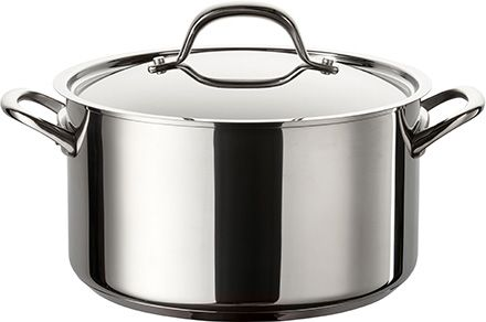 Circulon Ultimum Stainless Steel 24cm Stockpot
