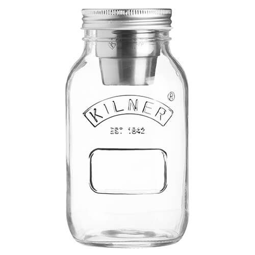 Kilner Food On The Go Jar 1 Litre
