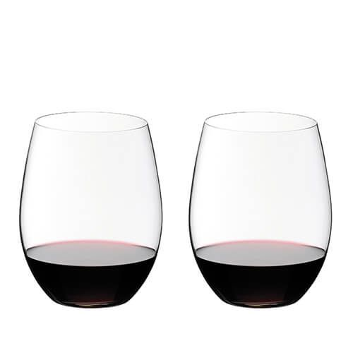 Riedel O Cabernet / Merlot Wine Glass Twin Pack