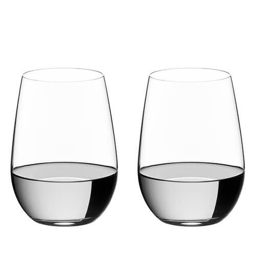 Riedel O Riesling / Chianti Wine Glass Twin Pack