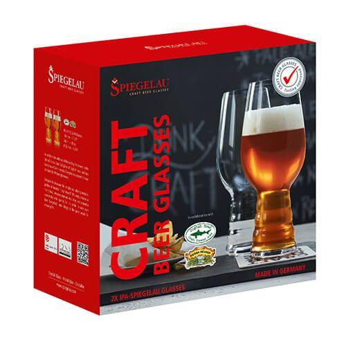 Spiegelau IPA Beer Glass Twin Pack