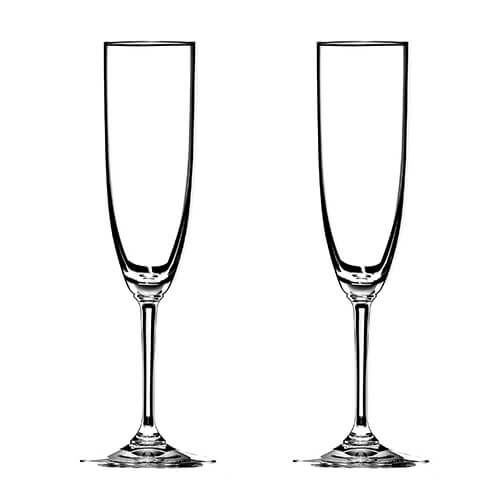 Riedel Vinum Champagne Glass Twin Pack