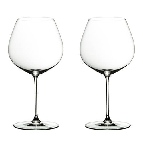 Riedel Veritas Old World Pinot Noir Wine Glass Twin Pack