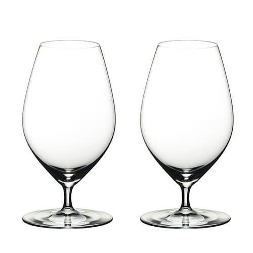 Riedel Veritas Beer Glass Twin Pack