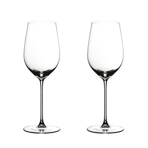 Riedel Veritas Riesling / Zinfandel  Wine Glass Twin Pack