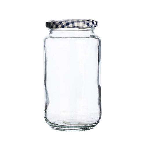 Kilner Twist Top Round Jar 580ml