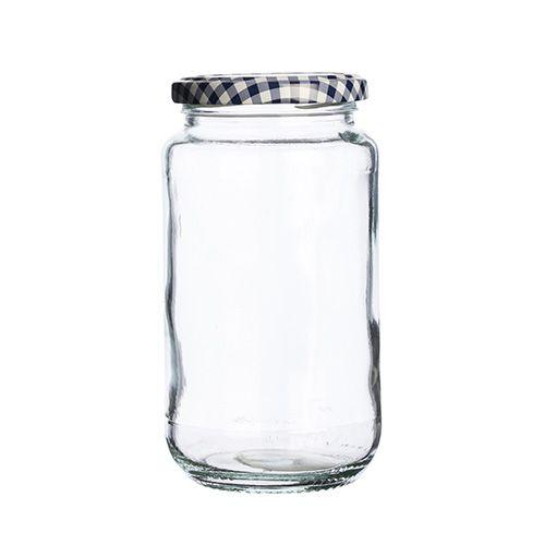 Kilner Twist Top Round Jar 580ml Box Of 12