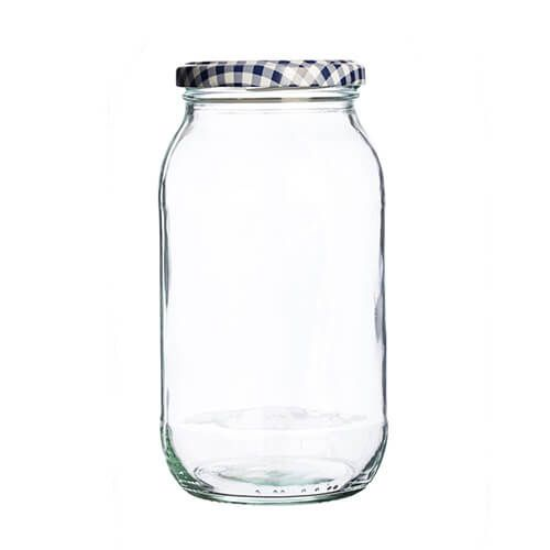 Kilner Twist Top Round Jar 725ml