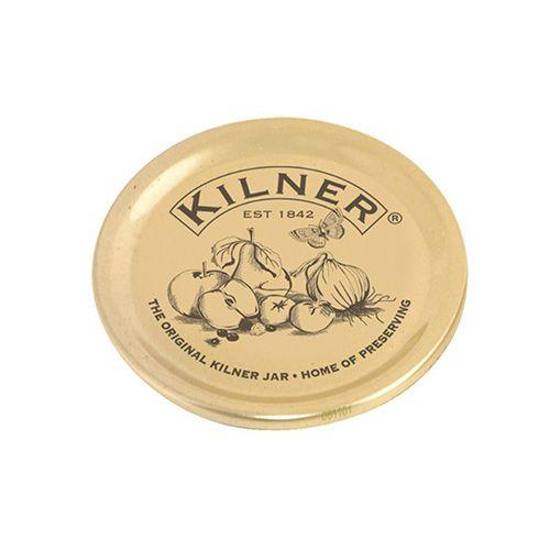 Kilner Preserve Lid Seal Pack Of 12