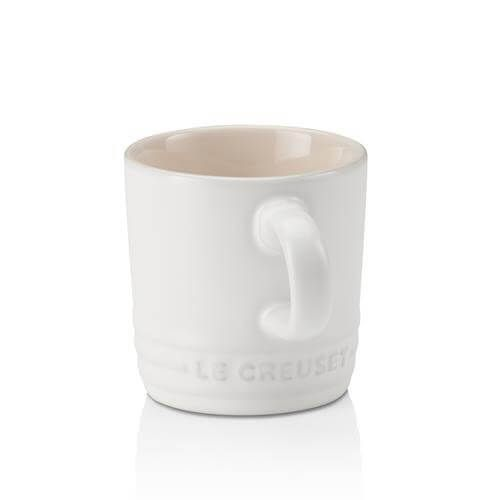 Le Creuset Almond Stoneware Espresso Mug 3 for 2