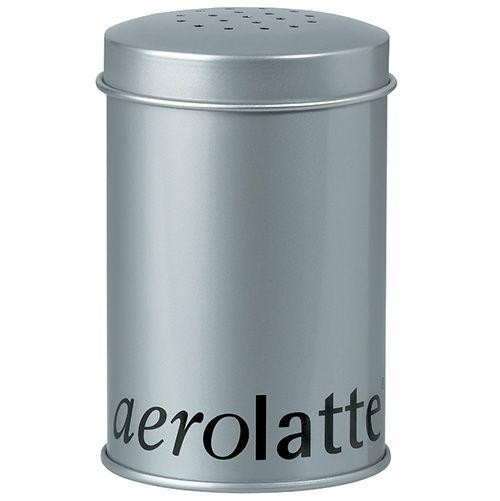 Aerolatte Cappuccino Chocolate Shaker Tin