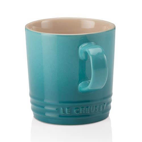 Le Creuset Teal Stoneware Mug
