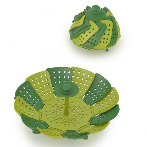 Joseph Joseph Lotus Plus Steamer Basket Green