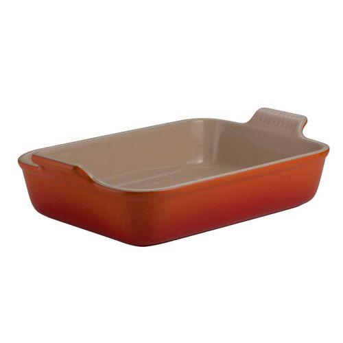 Le Creuset Volcanic Stoneware 32cm Deep Rectangular Dish