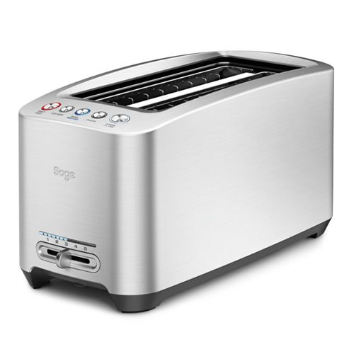 Sage By Heston Blumenthal The Smart Toast 4 Slice Long