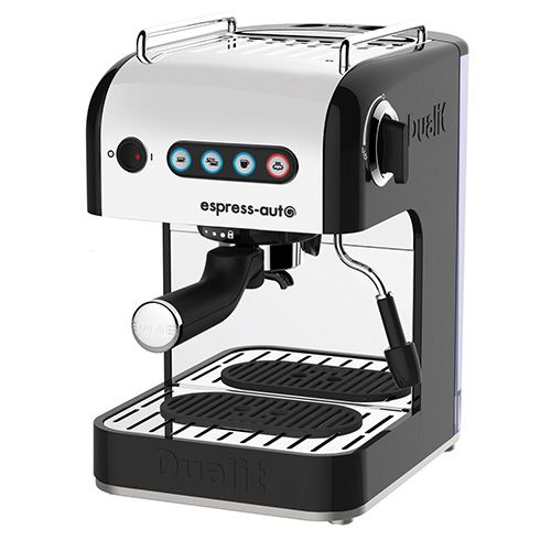 Dualit Espress-auto 3 IN 1 Coffee Machine Black
