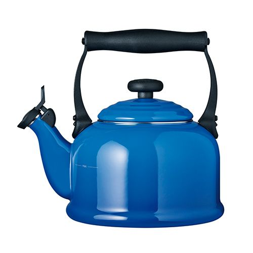 Le Creuset Marseille Blue Traditional Kettle
