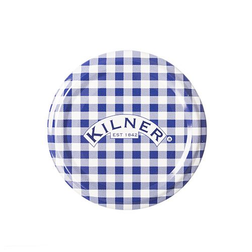 Kilner Twist Top Spare Lids Pack A 43mm Set Of 6