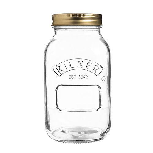 Kilner Preserve Jar 1 Litre
