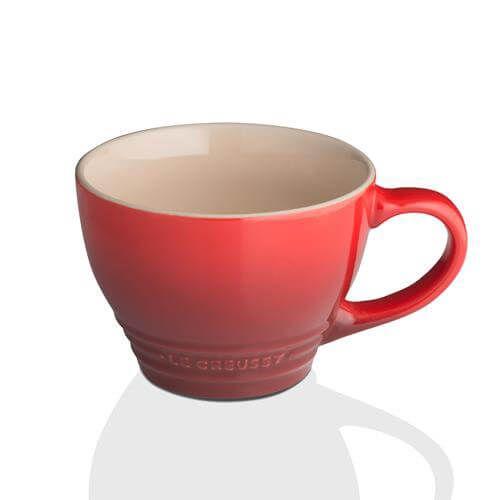Le Creuset Cerise Stoneware Grand Mug 3 for 2