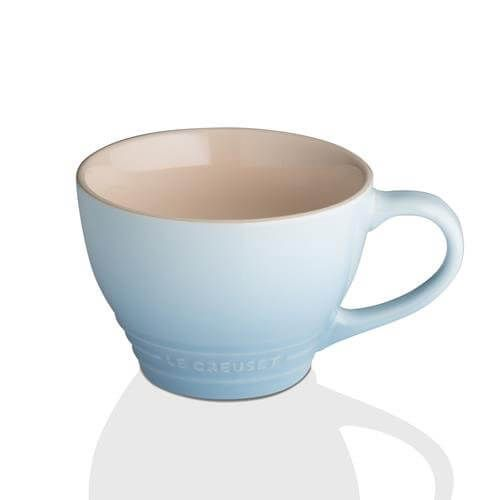 Le Creuset Coastal Blue Stoneware Grand Mug 3 for 2
