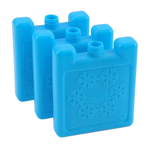 Polar Gear Mini Ice Boards Turquoise Set Of 3