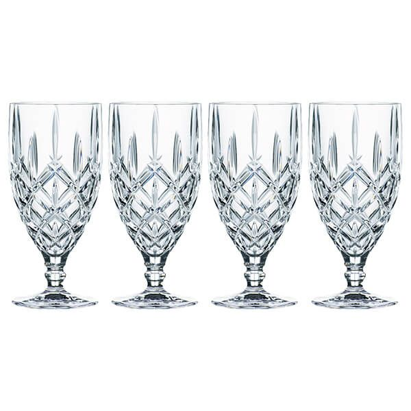 Nachtmann Noblesse Iced Beverage 4 Piece Set