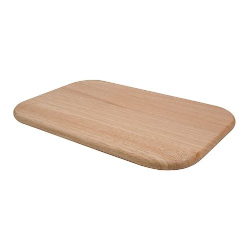 T&G Hevea Large Rectangular Chopping Board