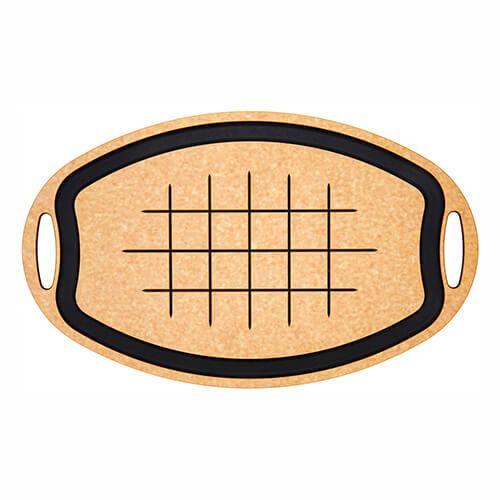 Epicurean Signature Wood Composite Carving Series 23.5
