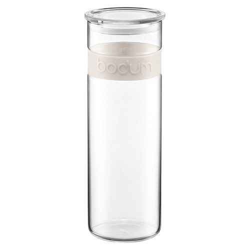 Bodum Presso 1.9L / 64oz Storage Jar Off White