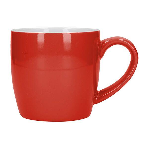 London Pottery Globe Mug Red