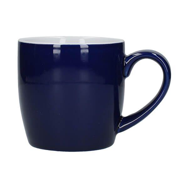 London Pottery Globe Mug Cobalt Blue