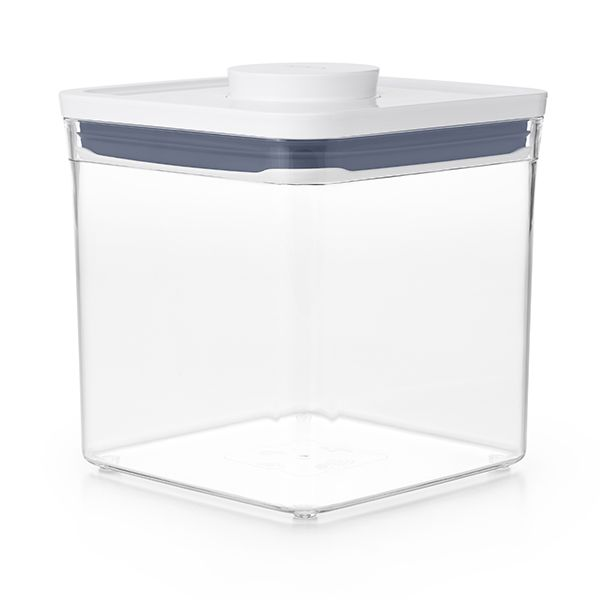 OXO Good Grips POP 2.0 Big Square Short 2.6L Storage Container