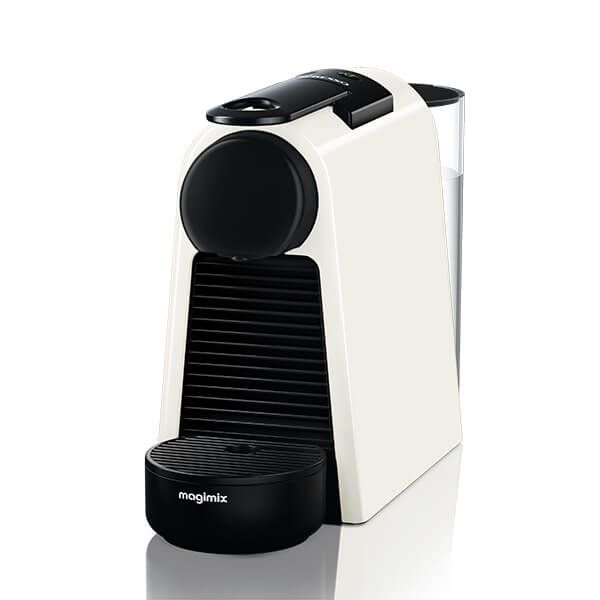 Magimix Nespresso Essenza Mini Pure White Coffee Machine