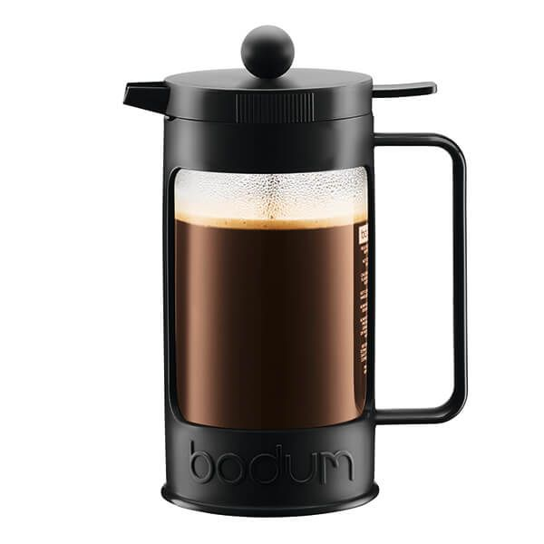 Bodum Bean Coffee Press 8 Cup Black
