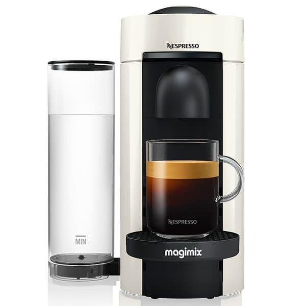 Magimix Nespresso VertuoPlus LE Coffee Machine White