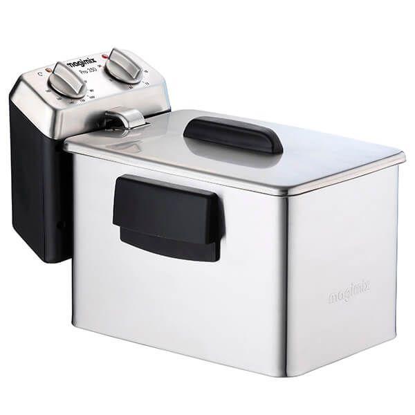 Magimix Pro 350 Deep Fryer Silver