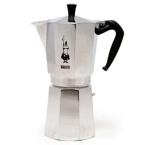 Bialetti Moka Express 18 Cup Espresso Maker