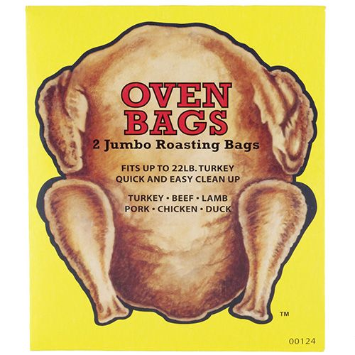 Heuck Pack Of 2 Oven Roasting Bags