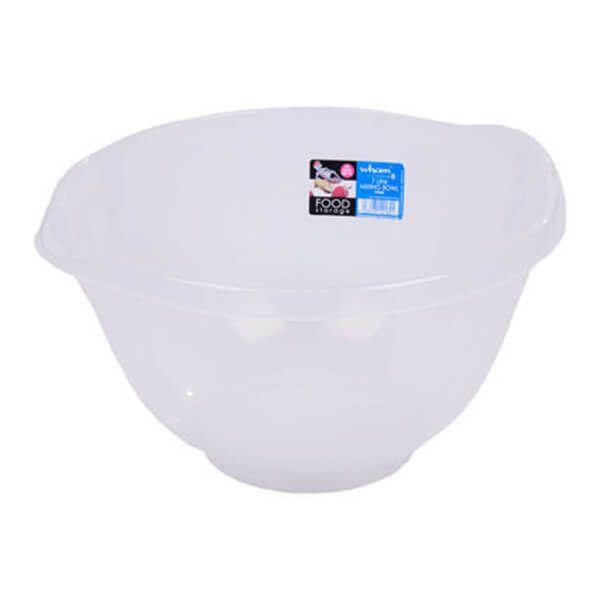 Wham Cuisine 7L Clear Mixing Bowl