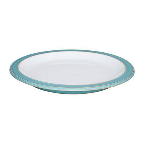 Denby Azure Medium Plate
