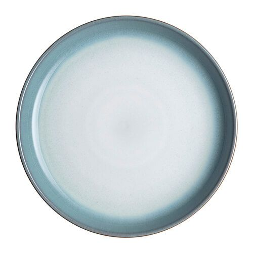 Denby Azure Haze Medium Coupe Plate