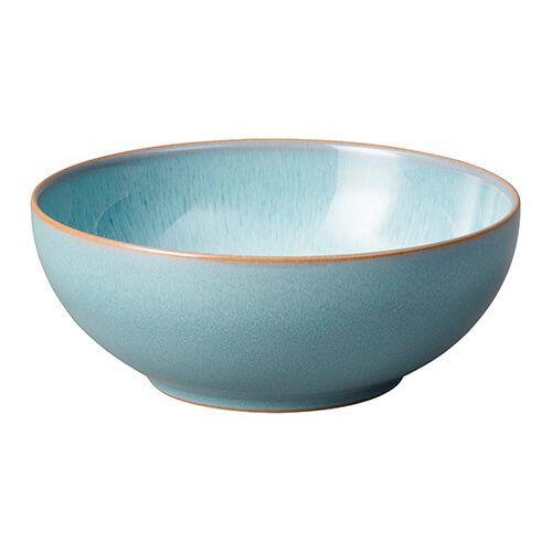 Denby Azure Haze Coupe Cereal Bowl