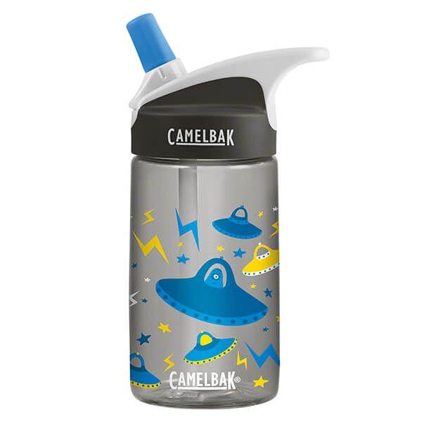 CamelBak 400ml Eddy Kids UFOs Water Bottle